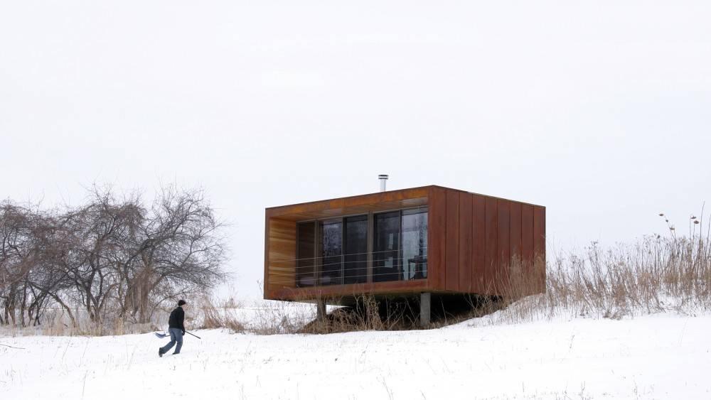 Alchemy Architects Arado Weehouse