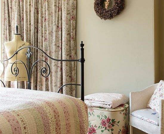 Alcove Curtain Hanging Rail Bedroom Storage Ideas Housetohome