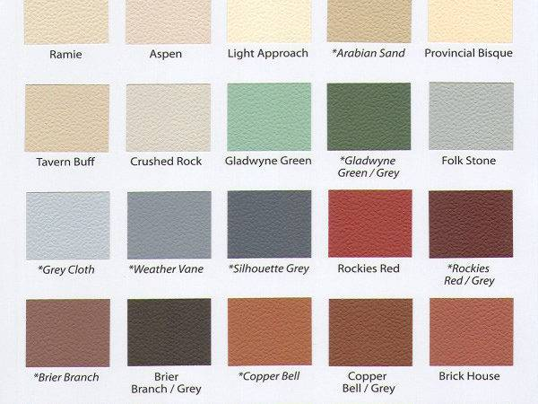 Alfa Img Showing Cool Deck Color Chart