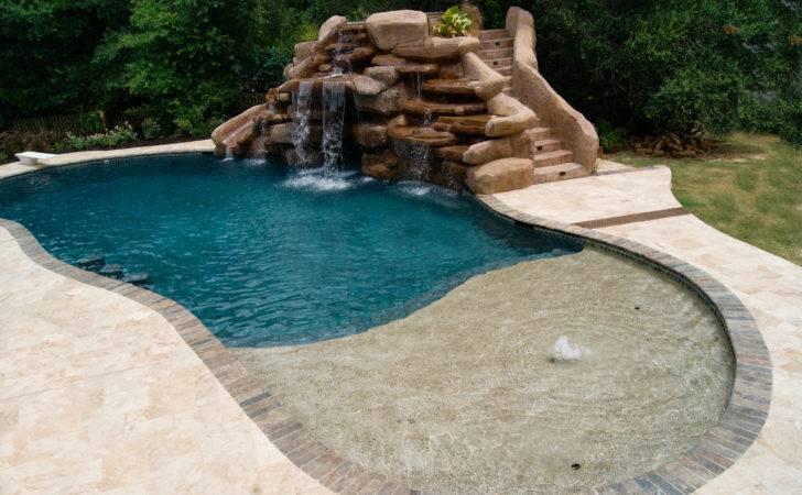 Alfa Img Showing Modern Rock Pool Grotto