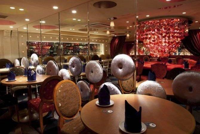 Alice Wonderland Design Restaurant