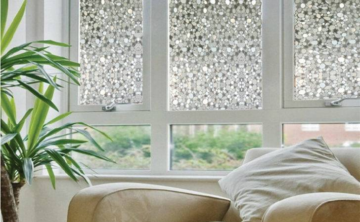 Aliexpress Buy Opaque Privacy Decorative Glass Window Film Home