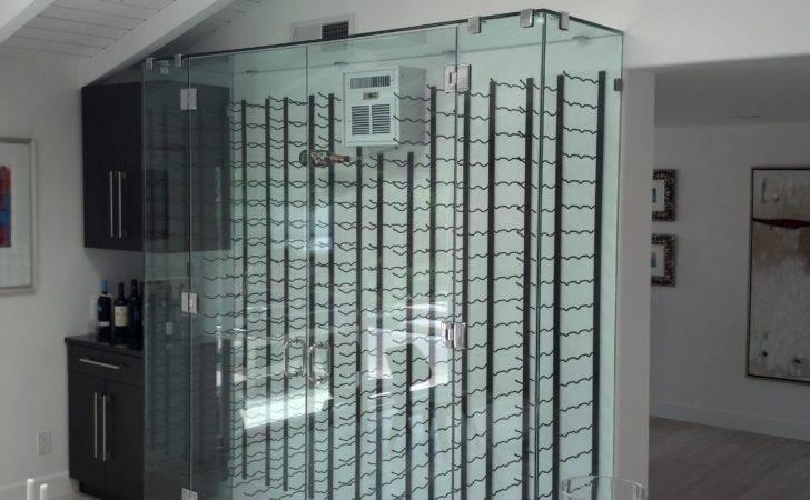 All Glass Wine Cellar