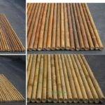 Allbamboo Product Sale Decorative Bamboo Fencing Wainscot Ply Paneling