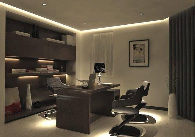 Alliance Woodworking Modern Home Office
