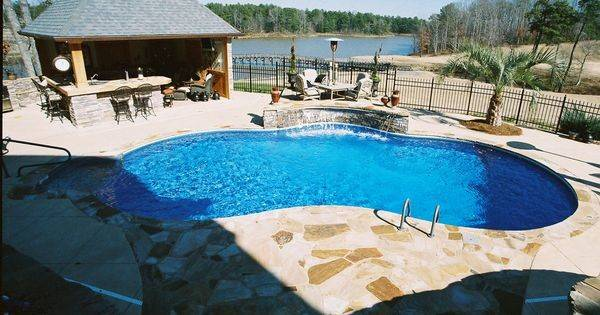 Allow Brown Pools Spas Create Your Own Backyard Resort