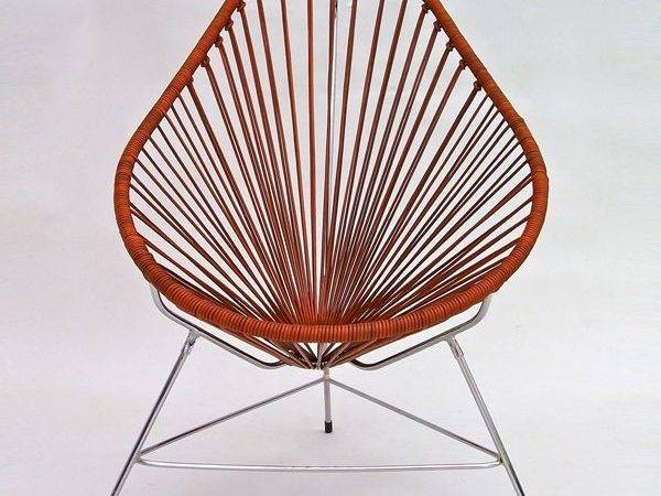 Alluring Summer Reminiscent Acapulco Chair Ocho