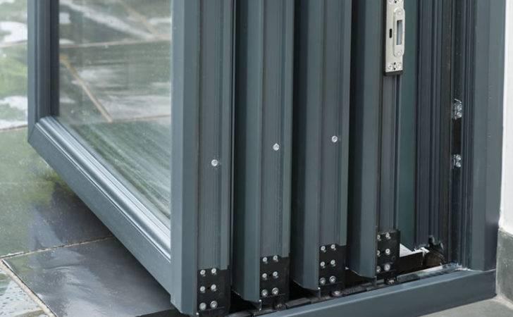Aluminum Frame Automatic Slide Swing Door