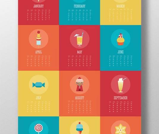 Amazing Calendar Designs Creative Bloq