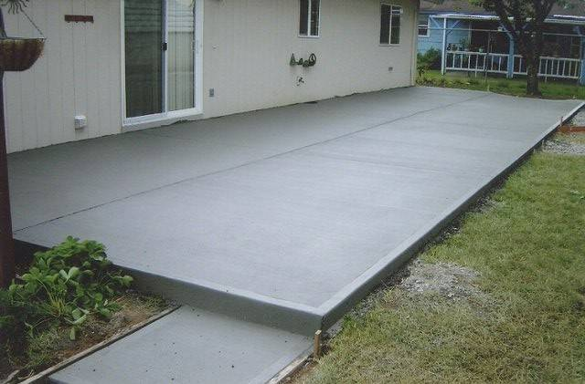 Amazing Concrete Patio Designs Jpeg