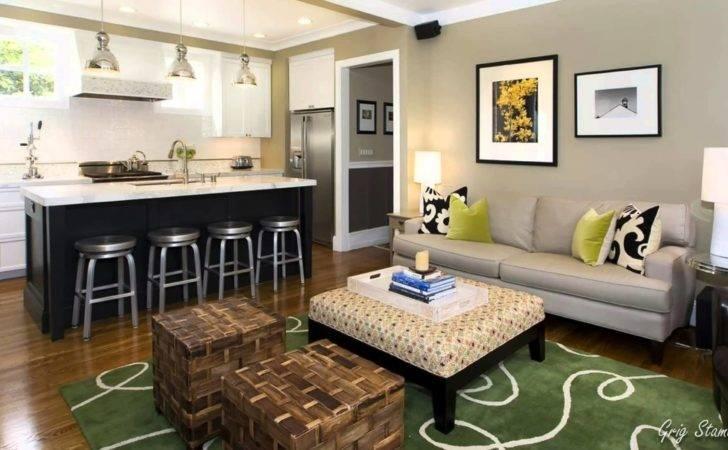 Amazing Fabulous Small Basement Apartment Decorating