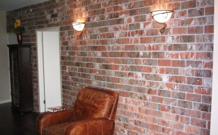 Amazing Faux Brick Interior Wall Panels