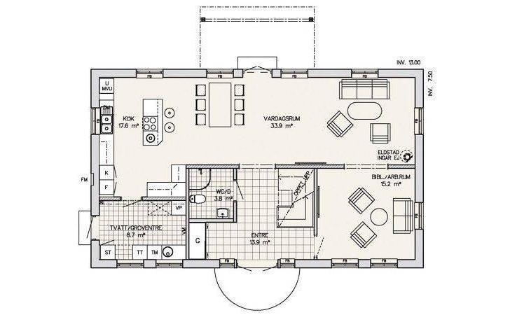 Amazing House Floor Plan Design Scandinavian Plans