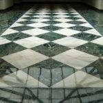 Amazing Marble Floor Styles Beautifying Your Home