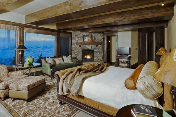 Amazing Mountain Home Luxury Topics Portal Fashion Style