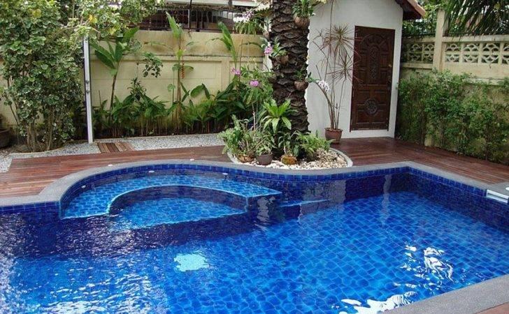 Amazing Small Inground Pools Home