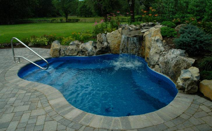 Amazing Small Swimming Pools Waterfalls