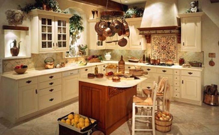 Amazing Stunning Country Kitchen Decor Ideas Scottys