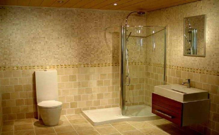 Amazing Style Small Bathroom Tile Design Ideas