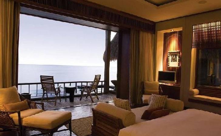 Amazing Tropical Resort Bedroom Iroonie