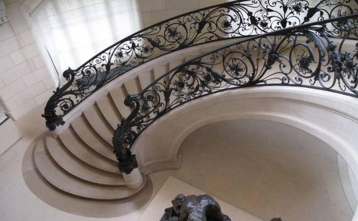 Amazing Wrought Iron Railings Design Ideas