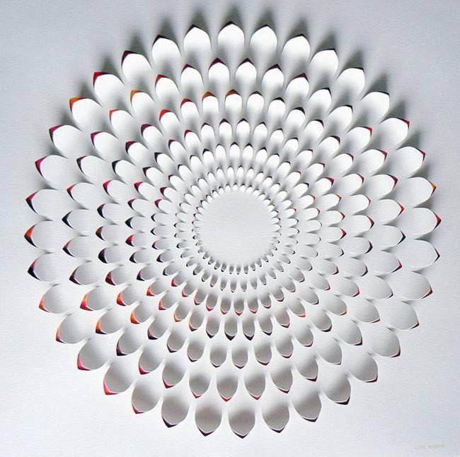 Amazingly Detailed Hand Cut Paper Art Modern Met