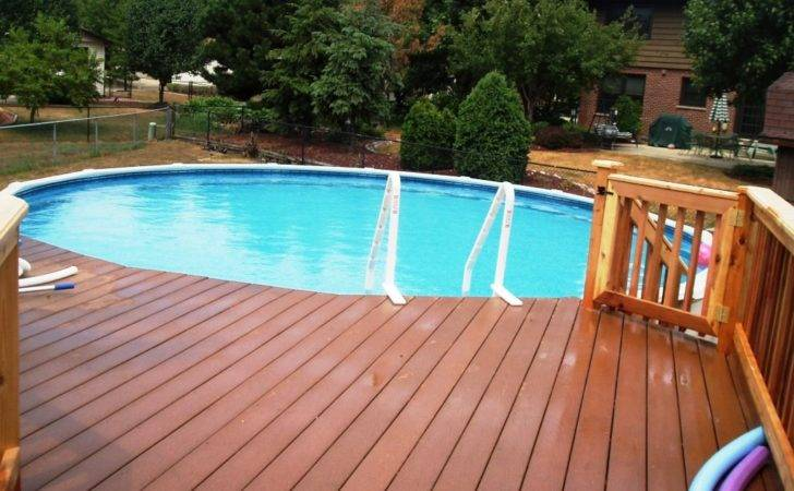 American Deck Builders Pool Decks