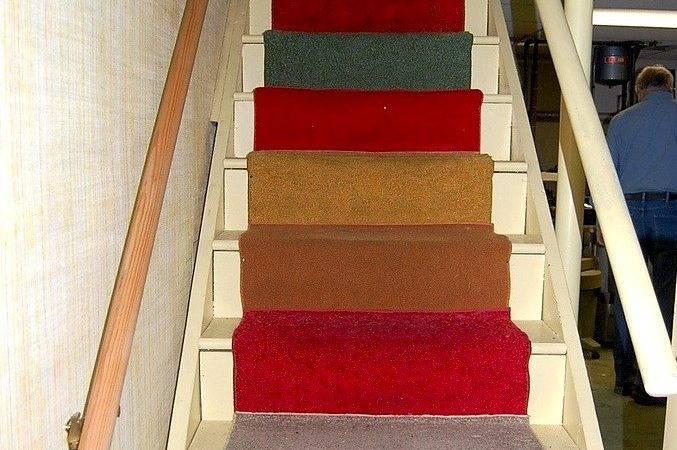 Amillionparachutes Kitschyliving Carpet Samples Diy Stair