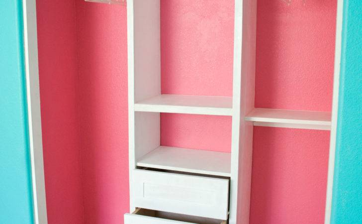Ana White Drawers Closet Tower Diy Projects