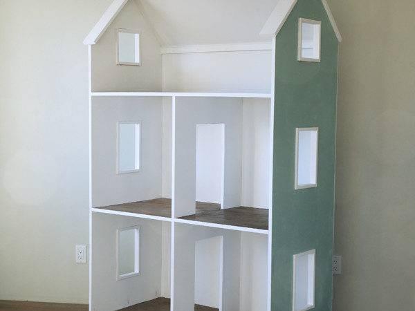 Ana White Three Story American Girl Dollhouse