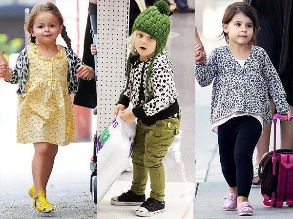 Animal Print Knits Kids Latest Fashion Trend