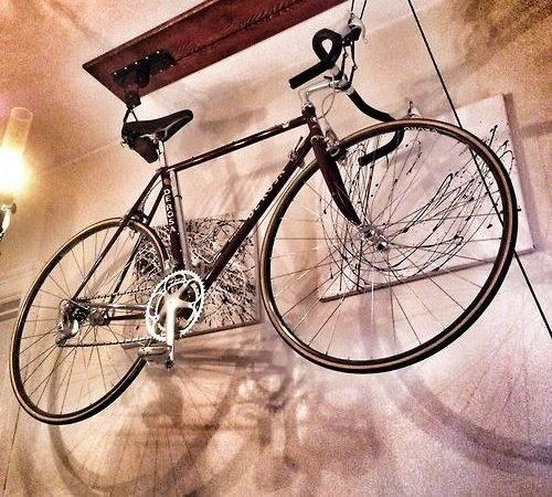 Annalisala Creative Bike Storage Doubles Art House