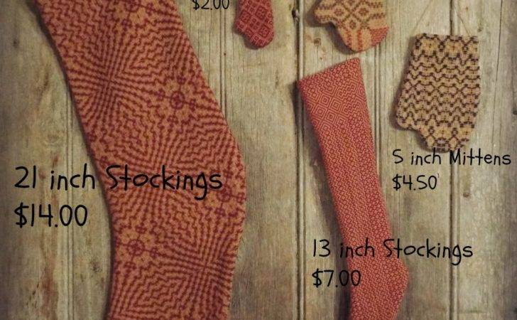 Annual Stockings Mittens Galore Sale