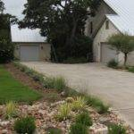 Another Big Project Off List Driveway Landscaping Done