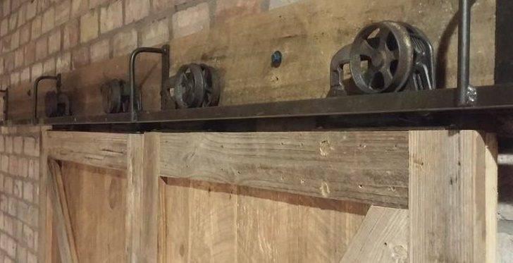 Antique Barn Door Hardware Vintage Station Architectural Antiques