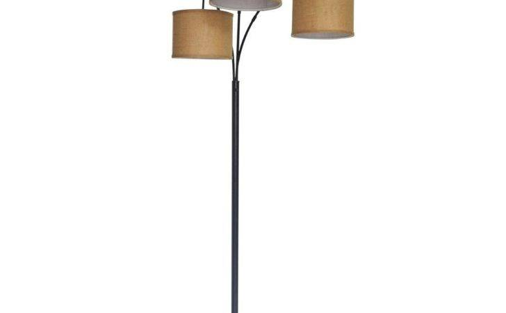 Antique Bronze Arc Floor Lamp Home Depot