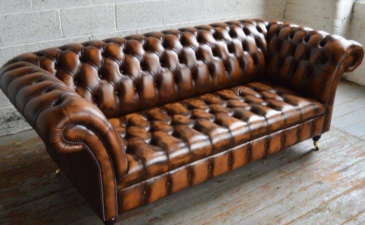 Antique Chesterfield Chair Furniture