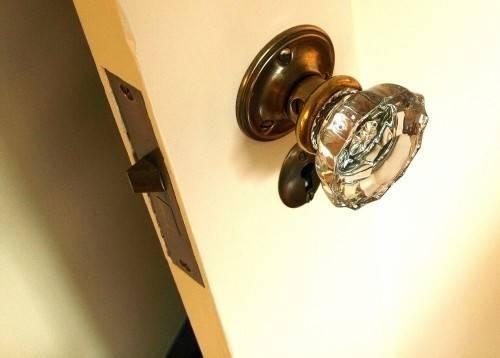 Antique Crystal Door Knobs Home Pinterest