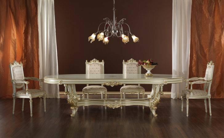Antique Italian Classic Furniture October