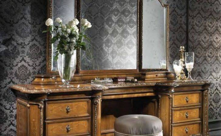 Antique Makeup Vanity Table Furnish Pinterest