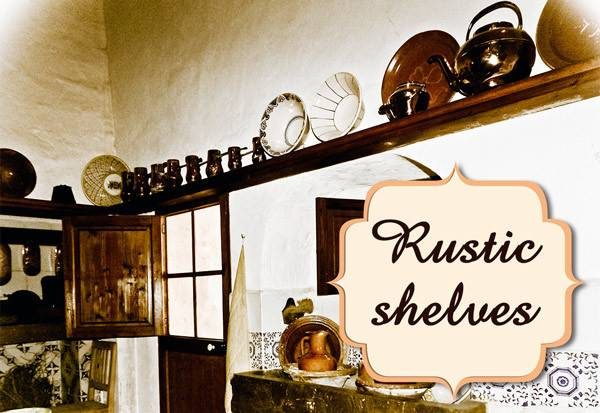 Antique Shelf Designs