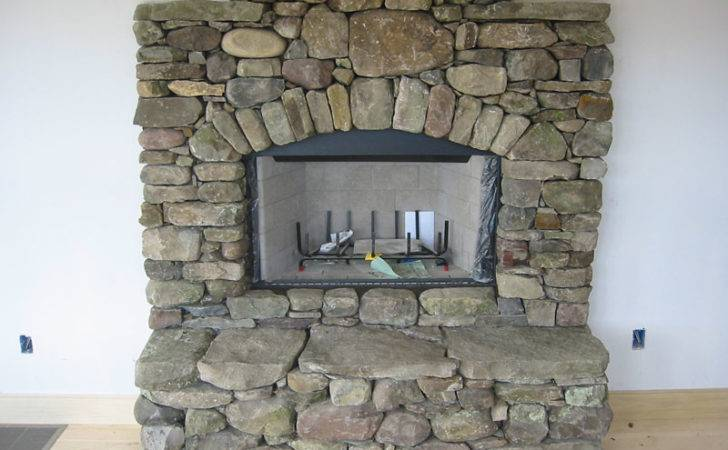 Antique Stone Fireplace Votes