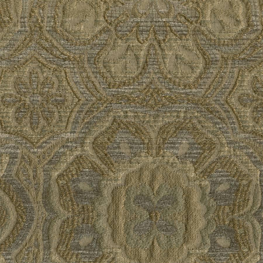 Antique Unique Floral Designer Upholstery Fabric Richloom