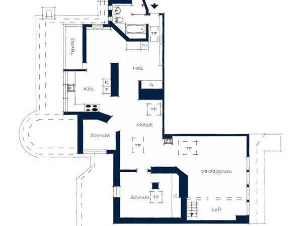 Apartment Design Plan Layout