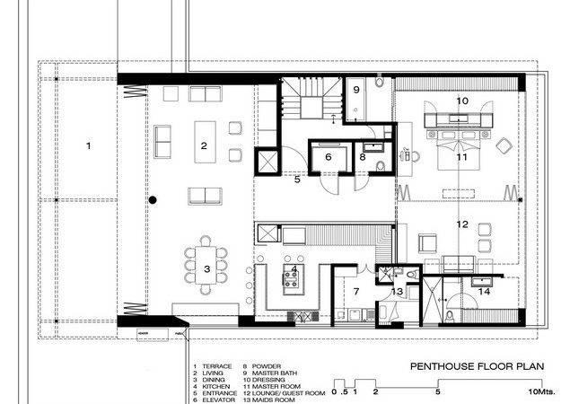 Apartment Layout Plan Interior Design Ideas