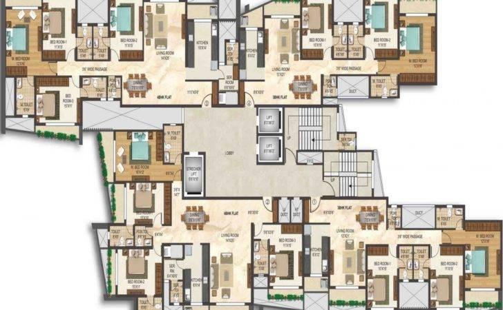Apartments Penthouse Apartment Floor Plans Pre Launch Worli Flat