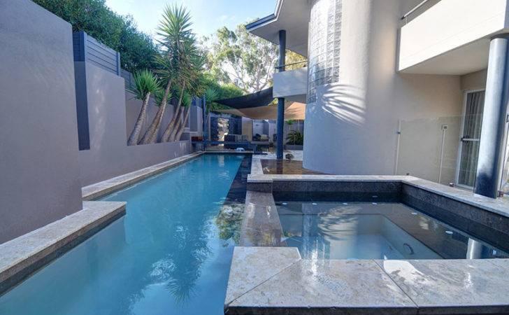 Applecross Pools Design Lap Pool