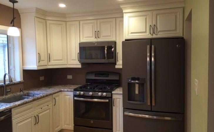 Appliances Slate Kitchen Cabinets Anika Forwards