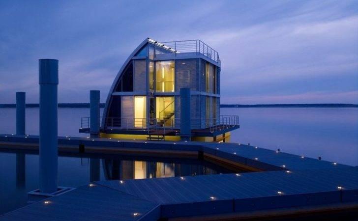 Aqua Floathome Par Steeltec Lausitzer Seenland Allemagne
