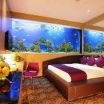 Aquarium Bedroom Decor Design Ideas